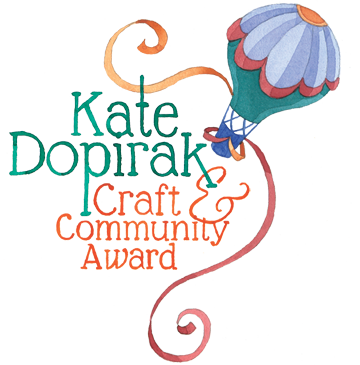 Kate Dopirak Craft & Community Award